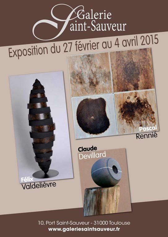 Exposition Peintures, Sculptures Et C�ramiques.