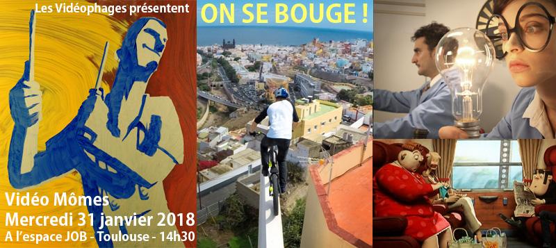"""Vidéo Mômes """"on Se Bouge !"""""""