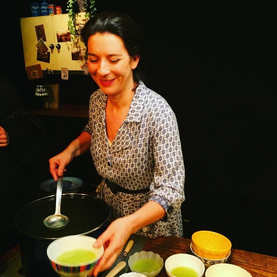 La Cuisine De Marguerite De M. Duras - Cie De La Dame
