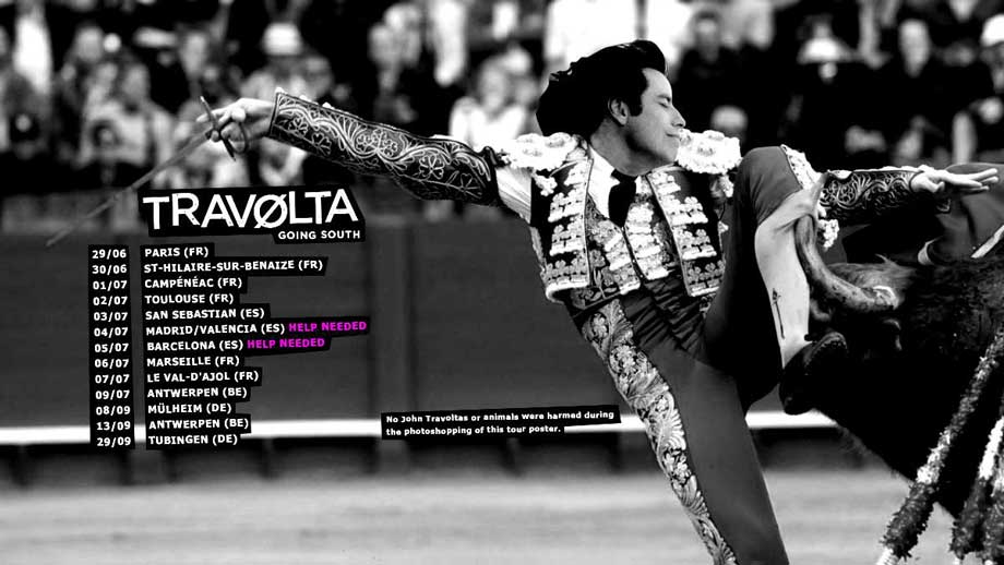 [toulouse - 02-07-2018] Travolta + Guests