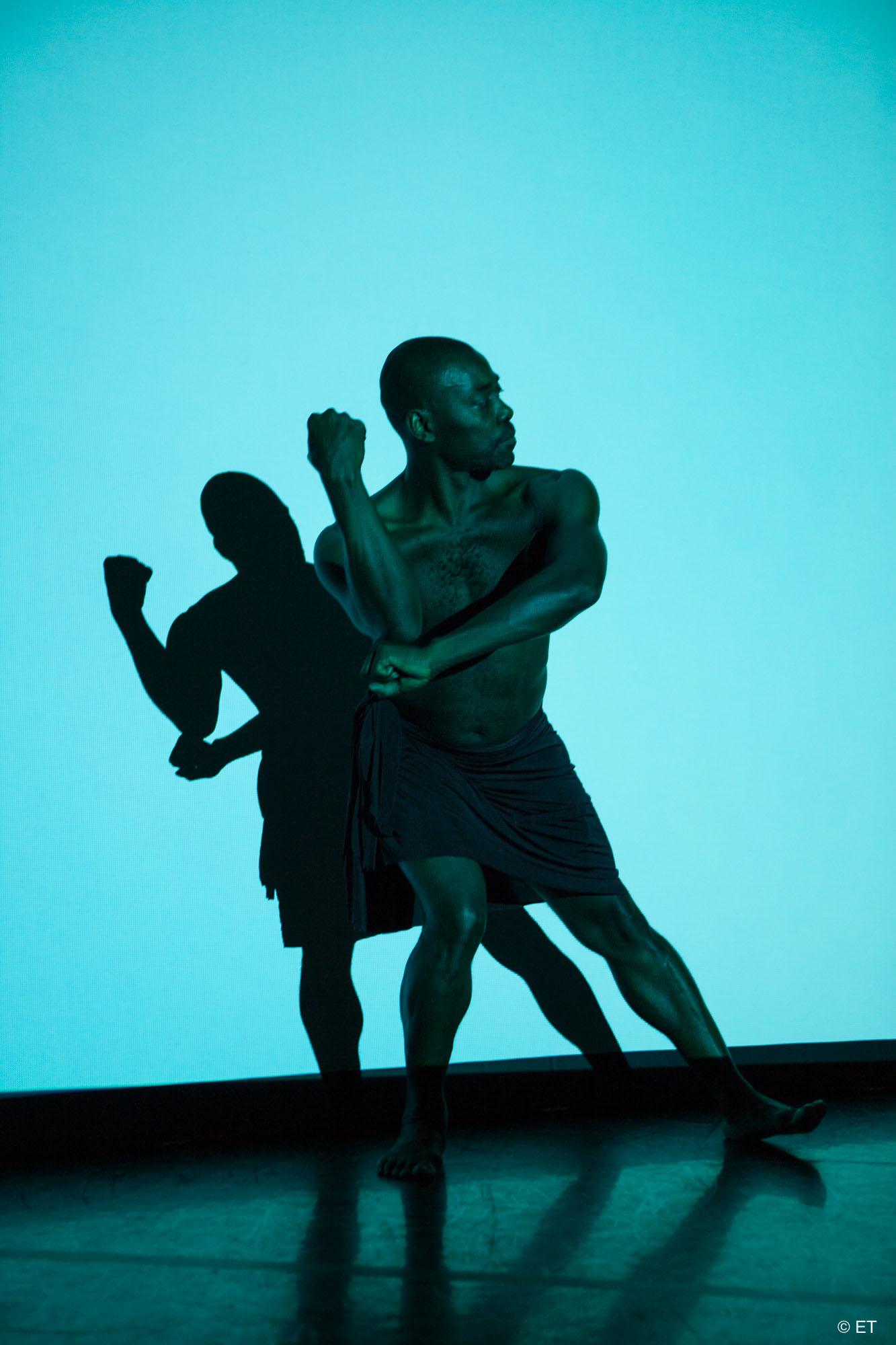 Danse - Psaumes #02 - Happi, La Tristesse Du Roi -