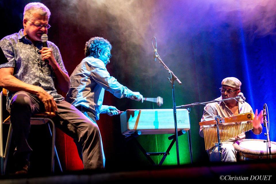 Trio Madrépore - Florence Boyer Conférence Dansée