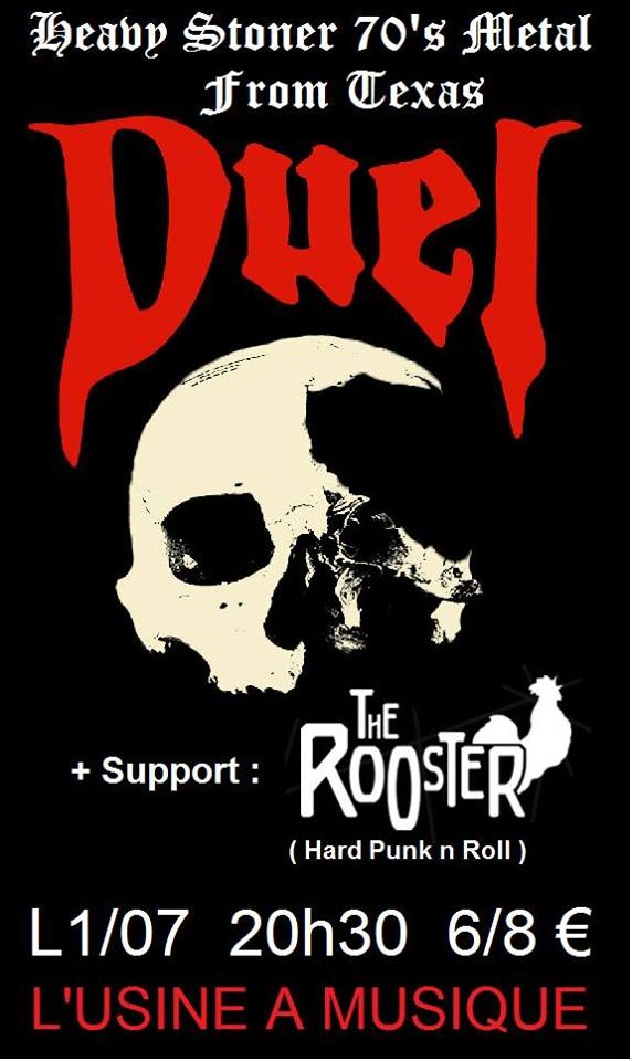 Duel- The Rooster