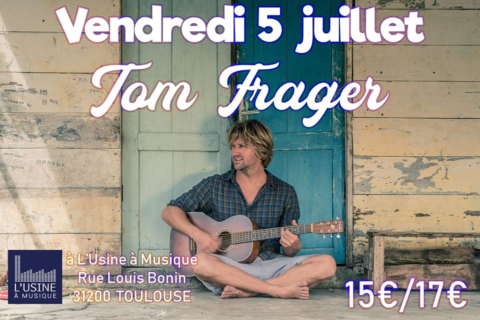 Tom Frager - Alsahm
