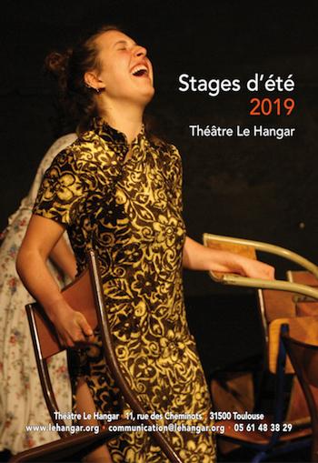 Stages D'été Au Théâtre Le Hangar