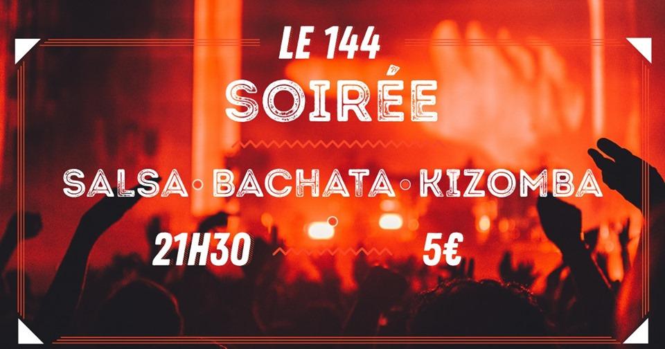 Soirée Salsa Bachata Kizomba