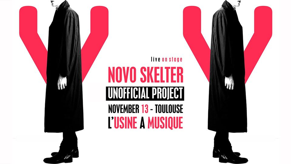 The Unofficial Project and Novo Skelter En Concert