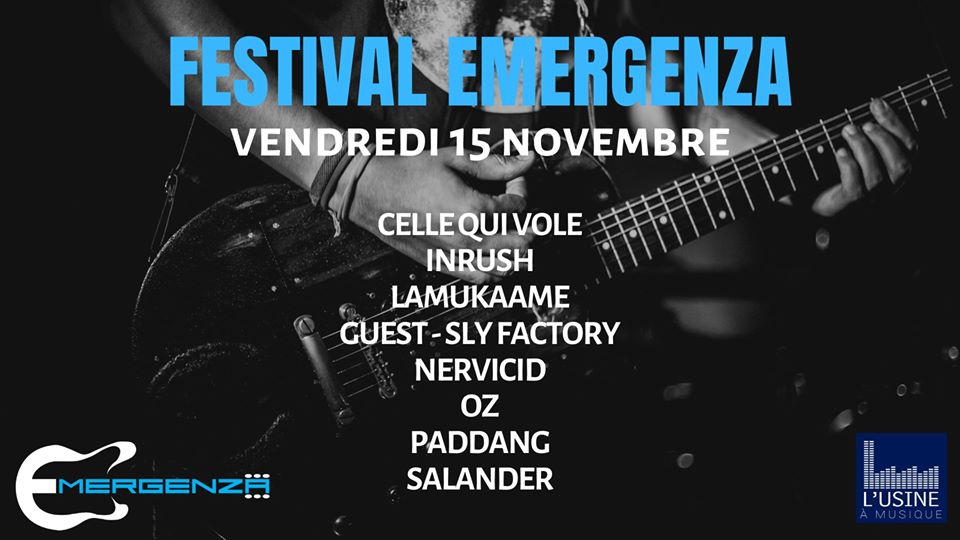 1st Step Emergenza Toulouse #1