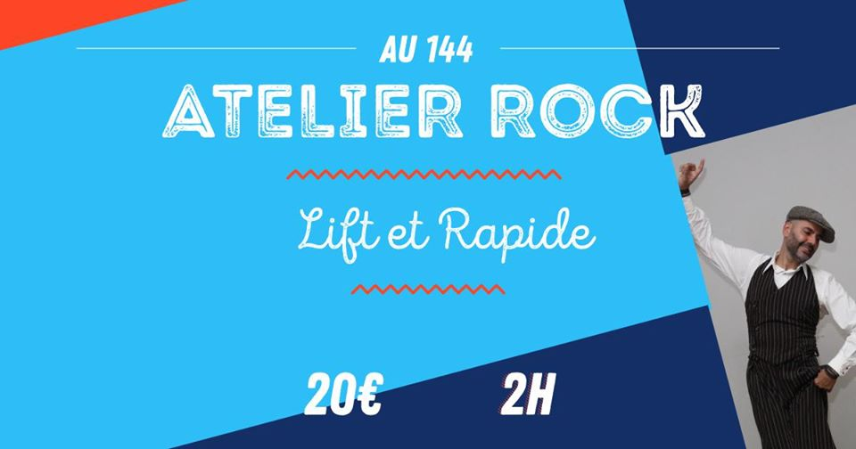 Atelier Rock Rapide Et Lift