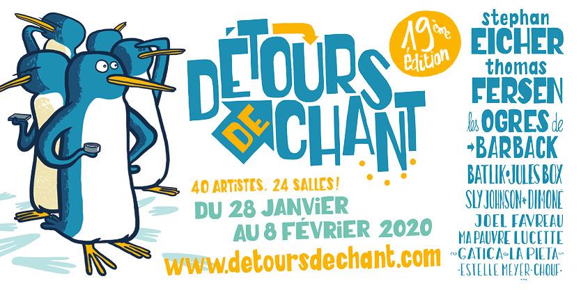 Festival Détours De Chant 2020
