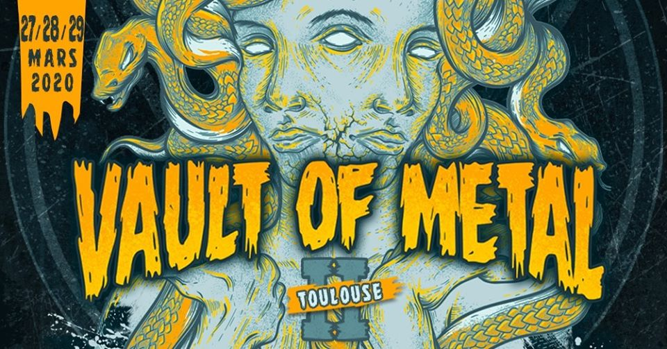 Vault Of Metal 2020 - Toulouse - Festival Metal