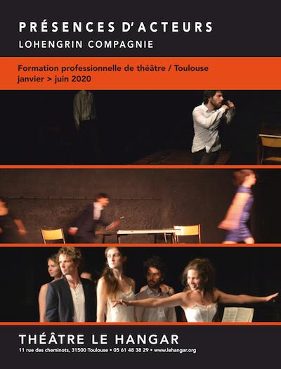 Présentations Publiques -- Formation Professionnelle Présences D'acteurs