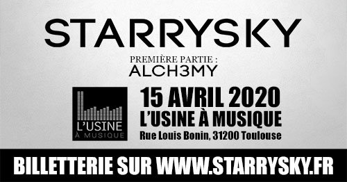 Starrysky (guest: Alch3my) And#926;quilibre Tour