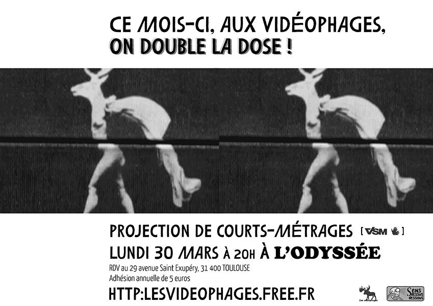 Soirée Mensuelle Des Vidéophages