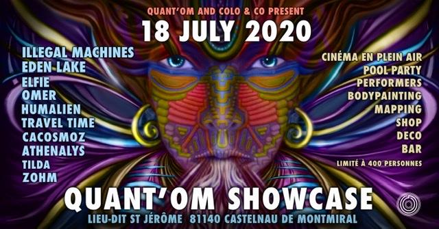 Quant'om Showcase #1 Colo and Co