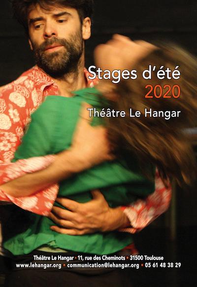 Stage D'été -- Théâtre Le Hangar