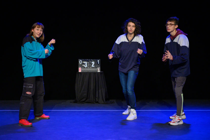 Match D'impro Junior