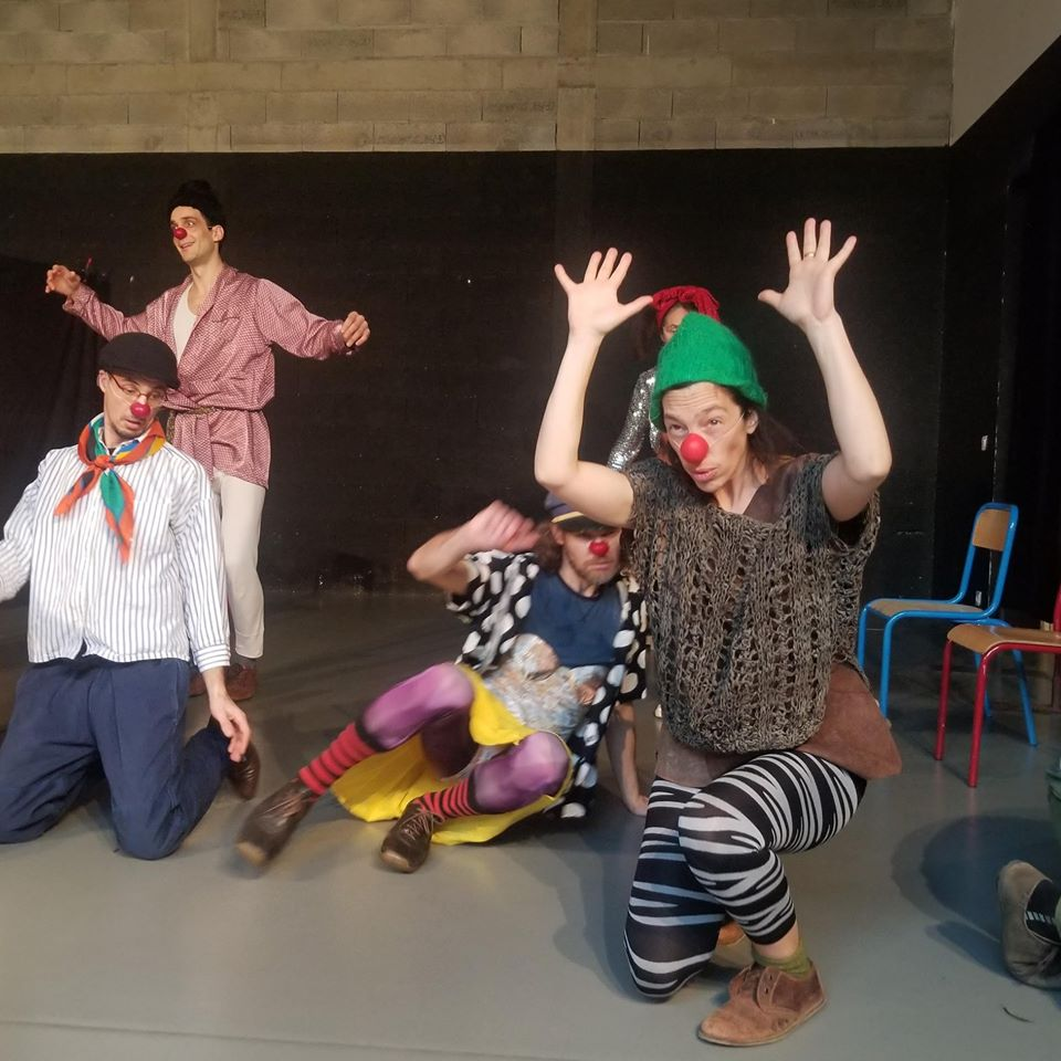Stage Danse Avec Ton Clown