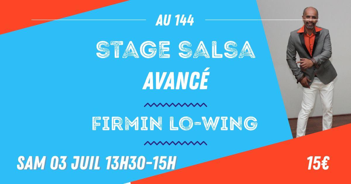 Stage Salsa Avancé