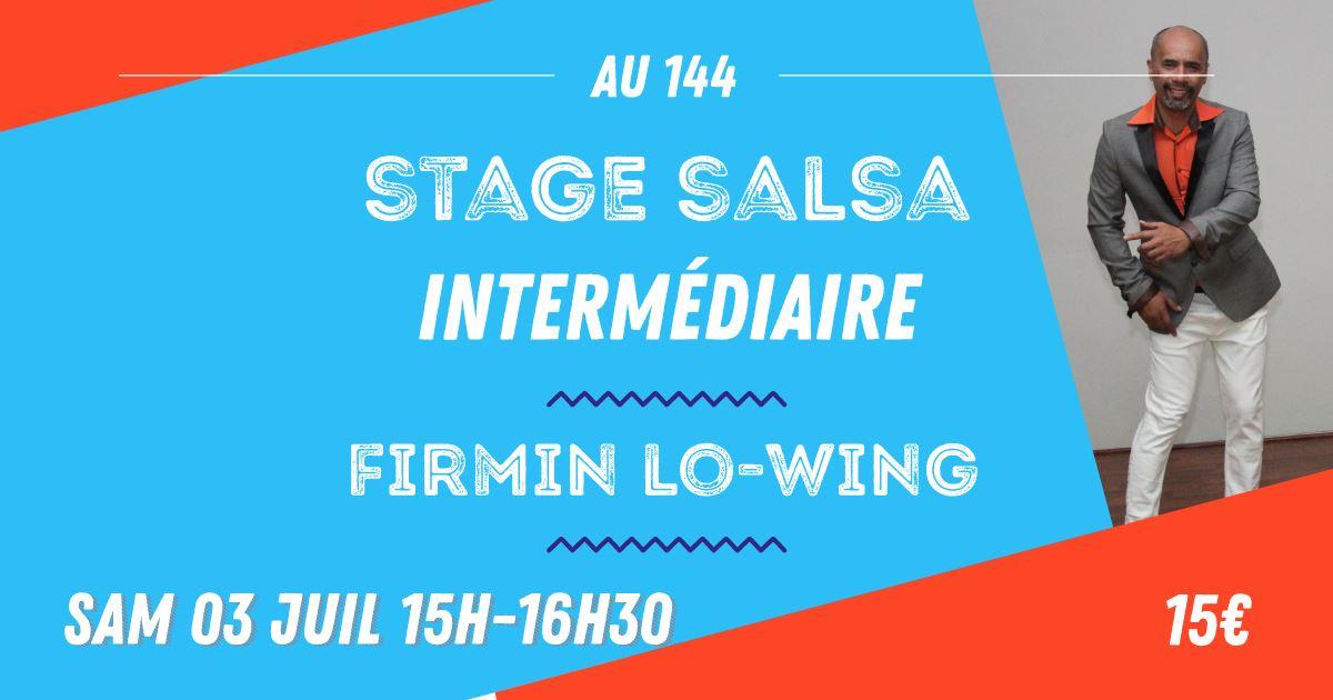 Stage Salsa Intermédiaire