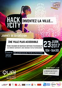 Hack The City: Une Ville Plus Accessible