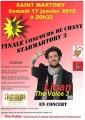 agenda.Toulouse-annuaire - Finale Concours De Chants Starmartory 3 Et Concert De Lioan Finaliste The Voice 3