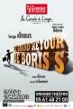agenda.Toulouse-annuaire - Le Grand Retour De Boris S De Serge Kribus