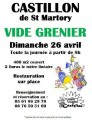 agenda.Toulouse-annuaire - Castillon De Saint-martory Vide-grenier