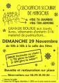 agenda.Toulouse-annuaire - Mancioux : Vide Ta Chambre Vide Ton Armoire