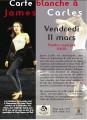 agenda.Toulouse-annuaire - Carte Blanche à James Carles