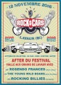 agenda.Toulouse-annuaire - After Du Festival Rock'and'cars 2016 à La Halle Aux Grains De Lavaur (81)