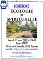 agenda.Toulouse-annuaire - Ecologie Et Spiritualité