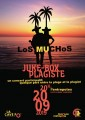 agenda.Toulouse-annuaire - Concert Juke Box Plagiste Los Muchos