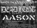 agenda.Toulouse-annuaire - Concert Metal Punk Avec Deadhunt + Aason