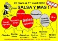 agenda.Toulouse-annuaire - Stage Et Tea Party Salsa Y Mas !