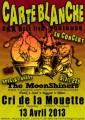 agenda.Toulouse-annuaire - Concert Festif Carte Blanche Et Moonshiners