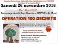 agenda.Toulouse-annuaire - Opération 100 Déchets Pour La Semaine Européenne De La Réduction Des Déchets