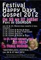 agenda.Toulouse-annuaire - Festival Happy Days Gospel 2012