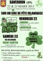 agenda.Toulouse-annuaire - Saint Patrick Sur Un Eire De Fête Irlandaise