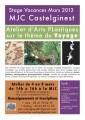 agenda.Toulouse-annuaire - Stage D'arts Plastiques