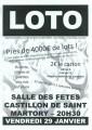 agenda.Toulouse-annuaire - Castillon De Saint-martory : Grand Loto