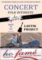 agenda.Toulouse-annuaire - Saint-martory : Concert Folk Intimiste