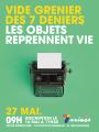 agenda.Toulouse-annuaire - 18ème Vide Grenier Des Sept Deniers