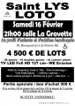 agenda.Toulouse-annuaire - Loto Au Profit D'enfants Et D'adultes Handicapés De Bousquairol Et Rosine Bet
