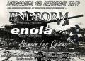 agenda.Toulouse-annuaire - Concert Metal Punk Avec Endform + Enola + Demain Les Chiens