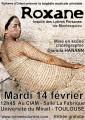 agenda.Toulouse-annuaire - Roxane, Tragédie Musicale Orientale
