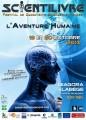 agenda.Toulouse-annuaire - 13ème Festival Scientilivre : L'aventure Humaine