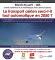 agenda.Toulouse-annuaire - Le Transport Aérien Sera-t-il Tout Automatique En 2050 ?