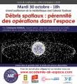 agenda.Toulouse-annuaire - Débris Spatiaux : Pérennité Des Opérations Dans L'espace