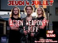 agenda.Toulouse-annuaire - Alien Weaponry - Riff
